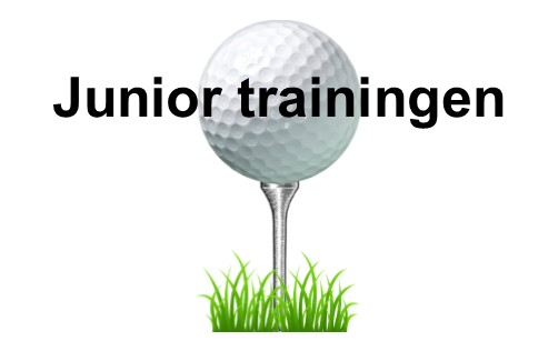 juniortrainingen